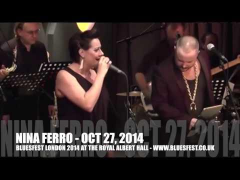 BLUESFEST 2014 - NINA FERRO