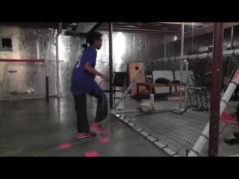 Tekk Trainer rebounder Fun