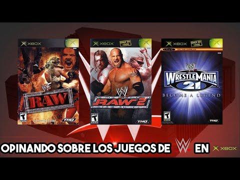 Opinando sobre Los Juegos de la WWE en Xbox   Loquendo