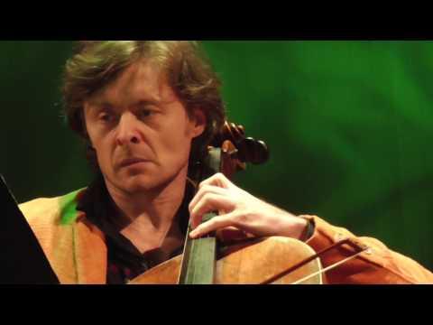CLAUDE BOLLING - Suite for cello & Jazz piano trio. (part 1) BAROQUE IN RHYTHM