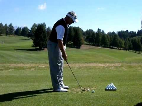 A lesson with Darren Clarke 1