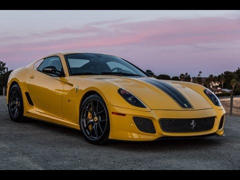 Ferrari 599 GTO - V12 Music