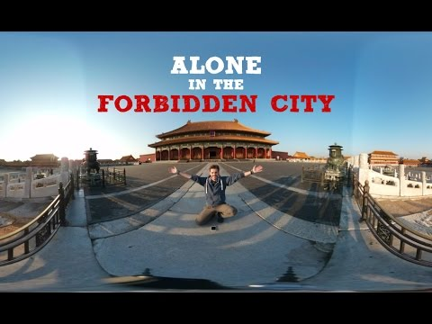 LAST ONE IN THE FORBIDDEN CITY - Beijing, China