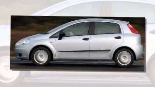 Oбзор Fiat Grande Punto 5dr Фиат Гранде Пунто хэтчбек