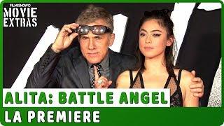 ALITA: BATTLE ANGEL | LA Premiere