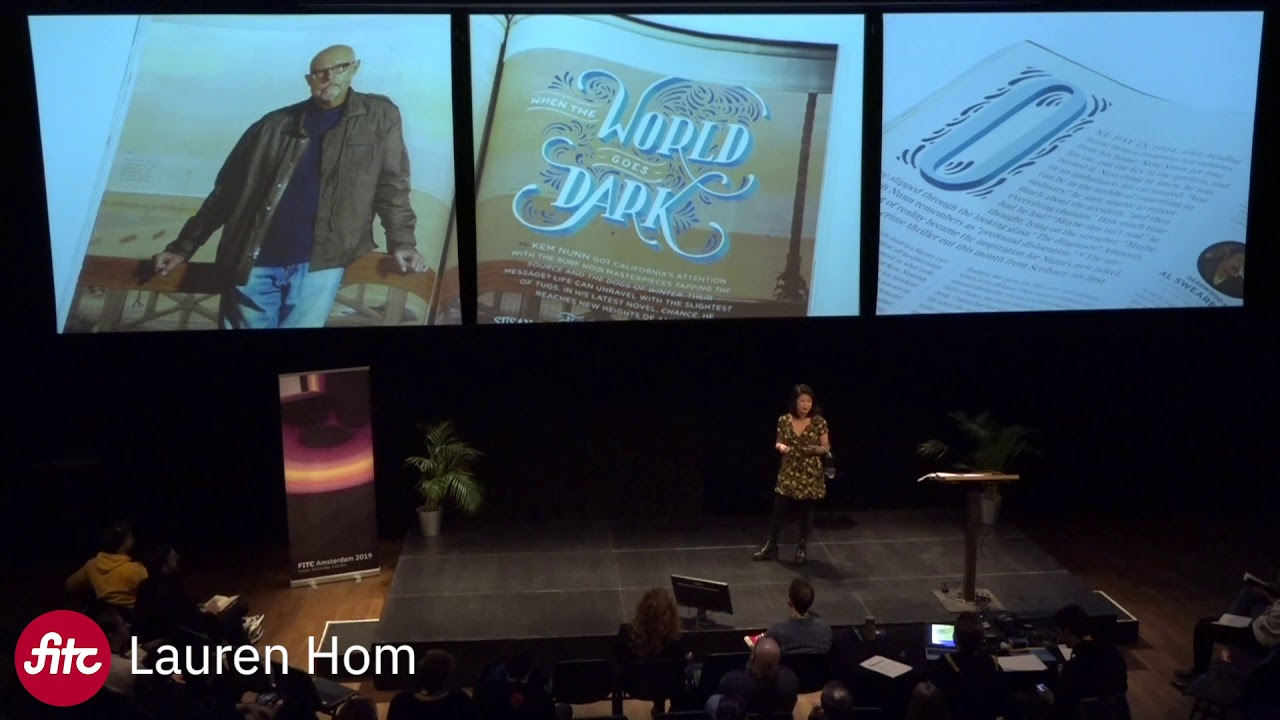 Stop Looking for Inspiration: Be Your Own Muse! - Lauren Hom