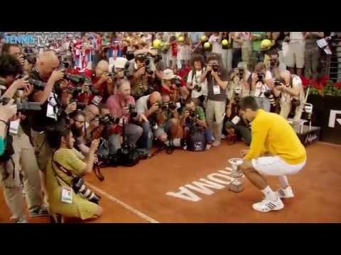 2015 Internazionali BNL d'Italia Final - Novak Djokovic v Roger Federer