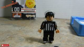 OYO Sports Hockey Referee Minifigure Review