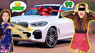 Surprising MOM With Her DREAM CAR *Bad Idea* | Jancy Family