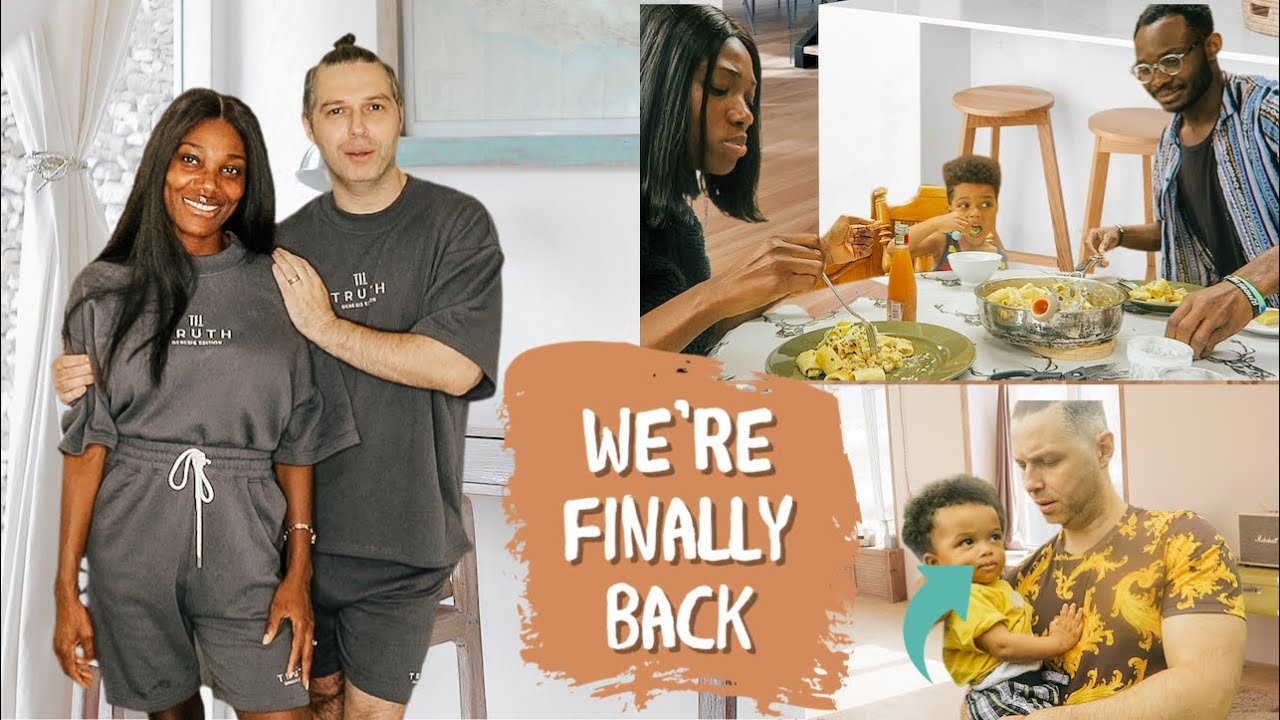 Download WE'RE FINALLY BACK   MEET OUR FAMILY   HOLIDAY VLOG   Delightful Delaneys