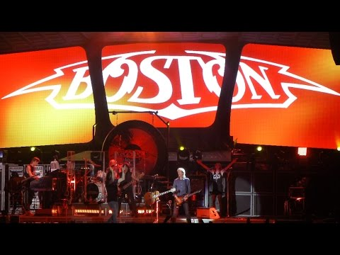 Boston @ The Forum, Inglewood, CA, 7/29/2014 (Full Concert)