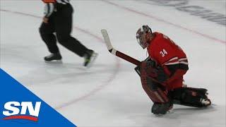 Petr Mrazek And Dougie Hamilton Shine In Shootout Between Hurricanes & Penguins thumbnail