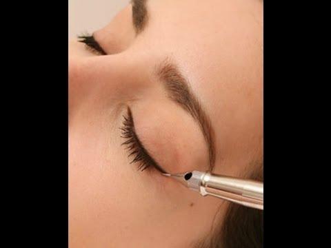 Перманентный макияж век отзыв(татуаж глаз) permanent makeup