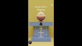 脱出ゲーム Statue【nicolet.jp】 ( 攻略 /Walkthrough / 脫出)