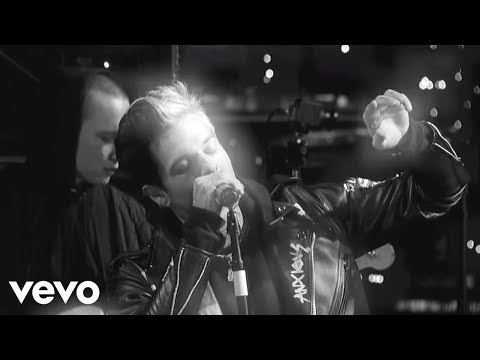 The Neighbourhood - W.D.Y.W.F.M? (Live on Letterman)