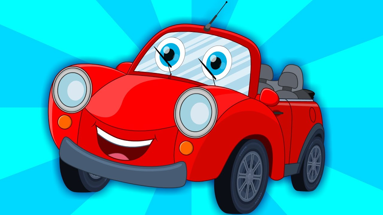 What Rhymes With Car >> Ralph and rocky | Car Song | Meet The Cars Of Kids TV ...