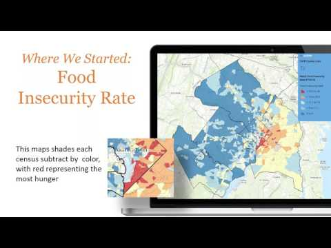 The Power of Data Visualization to Close the Hunger Gap