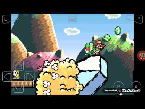O Começo!! #1 Super Mario World 2 Yoshi's Island