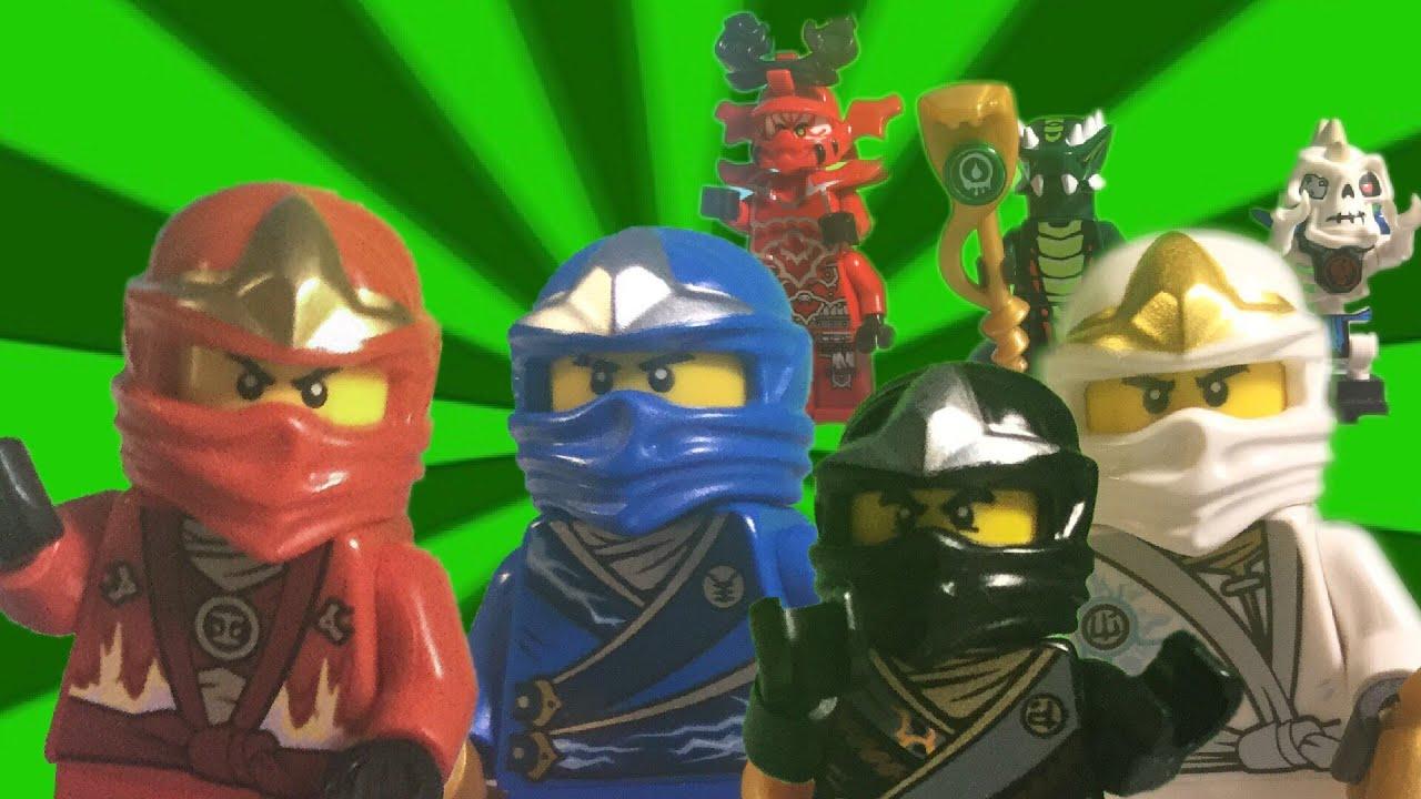 LEGO Ninjago: The Worst Villains? (Rebrick Contest Entry ...