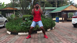 A Beautiful Fitness Work Out Dance -Toofan Ft.Patoranking -