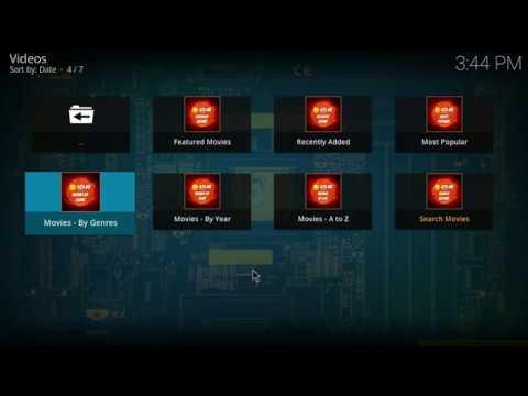 SolarMovie Add-on for Kodi - How to Install SolarMovie Kodi Add-on streaming vf