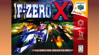 F-Zero X - All Need is 30 Deaths (Death Race)