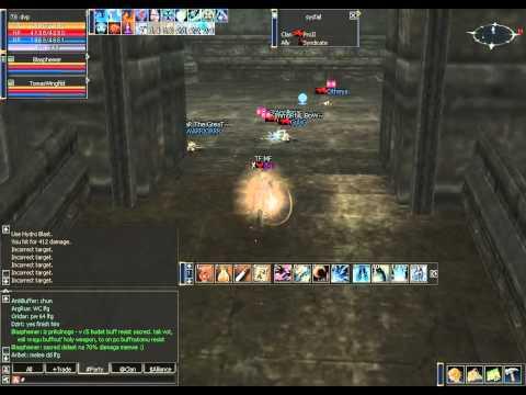 Dvp - Lineage II - Teon 19.05.2006