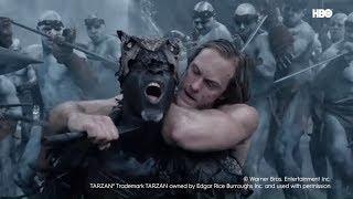 """Film """"Tarzan: Legenda"""" dostępny dostępny w ofercie player+"""