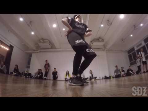 TERRY CHAN | STUDIODANZ | URBAN DANCE CLASS | BABB ON'EM -BIG WILL CHOREOGRAPHY