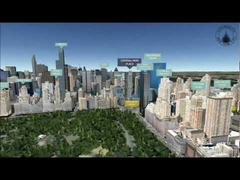 Central Park Place, 301 West 57th Street, New York, NY
