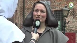 Museum Elburg voor een dag weer een nonnenklooster