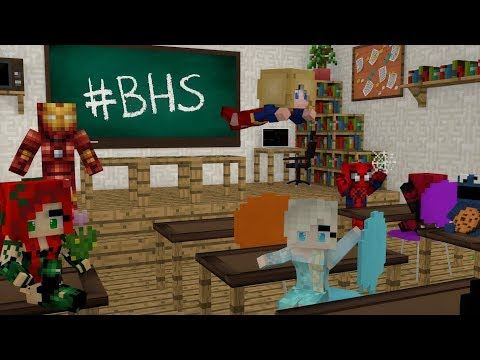 ☸️¿PRINCESA O HEROINA?⚔️BABY HERO SCHOOL #BHS Roleplay