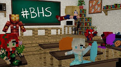 #BHS☸️Baby Hero School Roleplay Minecraft