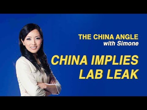 China Implies Coronavirus Leaked from Lab?