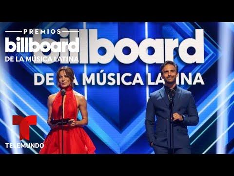 Silvia Navarro y Osvaldo Benavides te invitan a ver 'La Suerte de Loli' | Premios Billboard 2020
