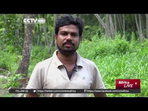 Indian innovator turns plastic waste into liquid fuel