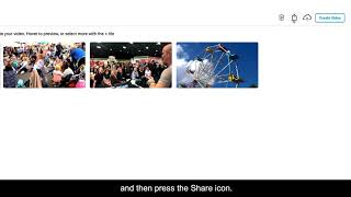 How to Share Your Videos in the Web App video thumbnail