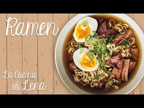 Ricetta Ramen Con Bimby.Ramen Ricetta Ramen Recipe Youtube