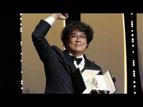 """Parasita"" de Bong Joon-Ho conquista Palma de Ouro em Cannes"
