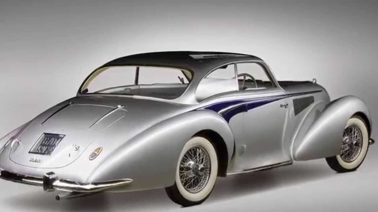 Concours D Elegance >> Delahaye 135 MS Coupe by Langenthal 1947 - YouTube