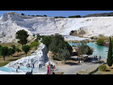 Top10 Recommended Hotels In Pamukkale, Turkey
