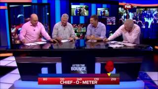 AFL: Top 5 Worst Dribble Kicks [Bounce 2013]