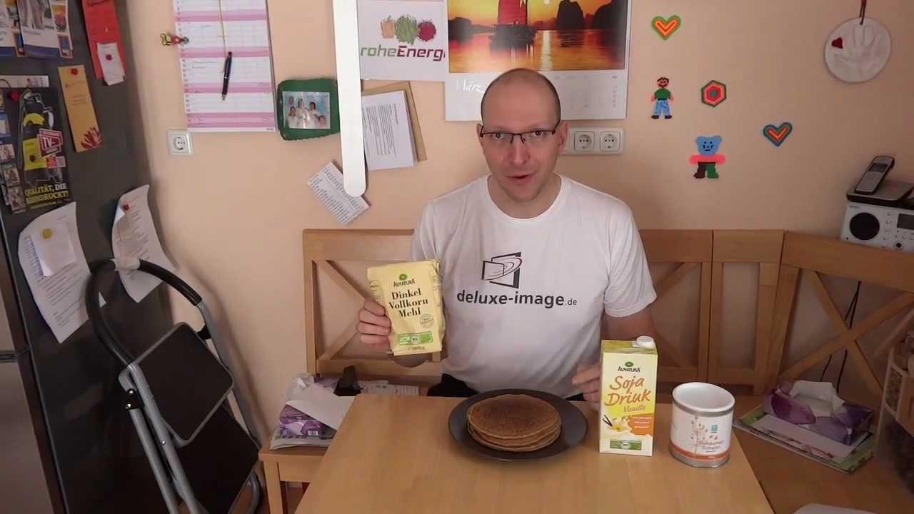Veggie-Pfannkuchen (100% Veganes Rezept) [VEGAN]