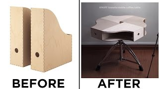 Transforming Ikea Furniture Into High-end Designs On A Budget