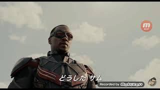 Ant man movie-Ant man vs falcon clip battle.