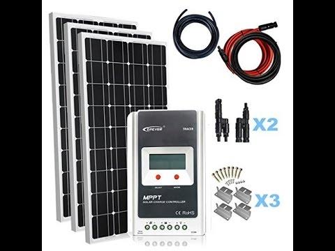 Hervorragend Kleine Photovoltaikanlage Selber Bauen - Usv Selber Bauen - YouTube LA13