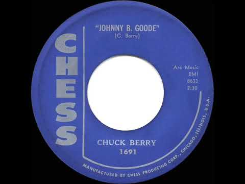 1958 HITS ARCHIVE: Johnny B. Goode - Chuck Berry