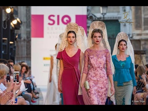 inma castrejón | vestidos de novia madrina fiesta boda siq sevilla
