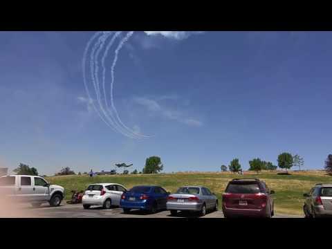 Hill Air Force Base Air Show 2016