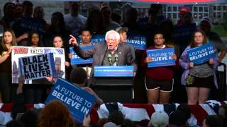 This Grotesque Level of Income and Wealth Inequality is Wrong | Bernie Sanders